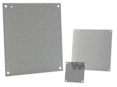Perforated Backplate